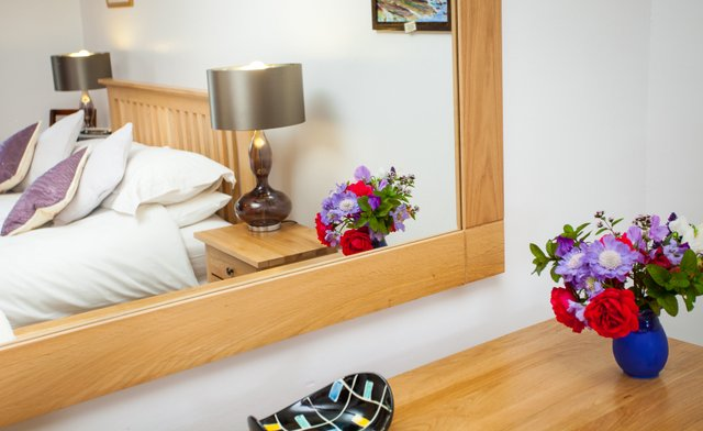 West Cottage Bedroom, East Briscoe Teesdale Holiday Cottages