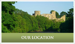 Location - Teesdale, County Durham Self Catering Holiday Cottages
