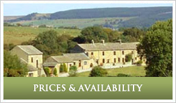 Prices for our Self Catering Cottages in Teesdale, County Durham