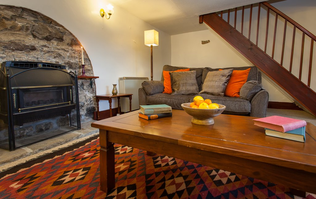 West Living Room, East Briscoe, Teesdale County Durham Holiday Accommodation Self-catering cottage
