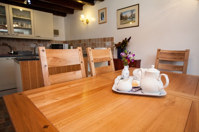 West Cottage Kitchen, East Briscoe, Teesdale, County Durham, Self-catering holiday accommodation