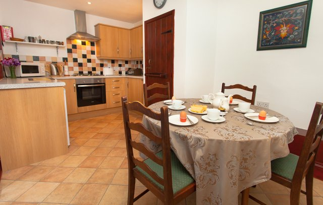 Low Barn Cottage Kitchen, Teesdale, County Durham